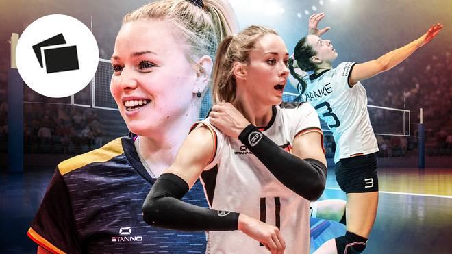 Das ist der deutsche Kader für die Volleyball-EM