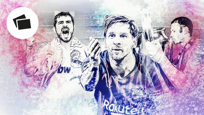 Die Rekorde von Lionel Messi