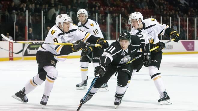 Cape Breton Screaming Eagles v Gatineau Olympiques