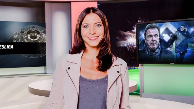 Bundesliga Aktuell mit Daniela Fuß