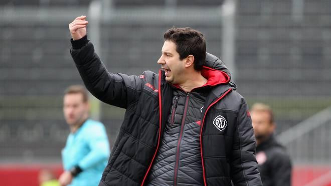 FC Wuerzburger Kickers v VfR Aalen - 3. Liga