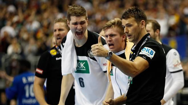Handball Wm Deutschland Nimmt Drei Punkte In Hauptrunde Mit