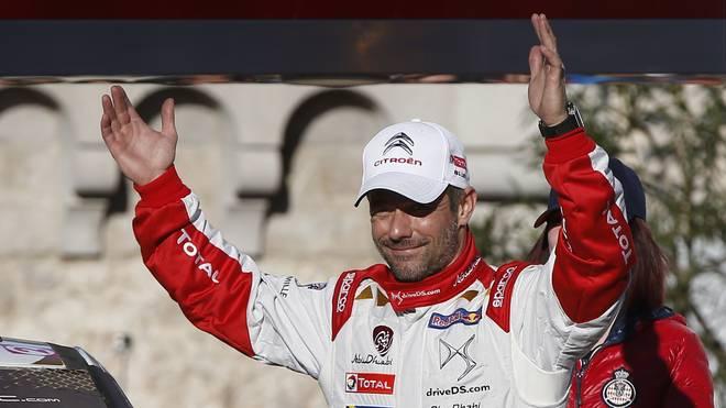 Weltmeister Sebastien Loeb träumt von einem Sieg  bei der Rallye Dakar