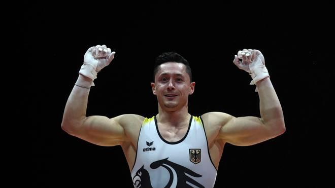 Gymnastics - European Championships Glasgow 2018: Day Ten In Stettin gelingt Andreas Toba sein bestes Mehrkampfergebnis seit drei Jahren