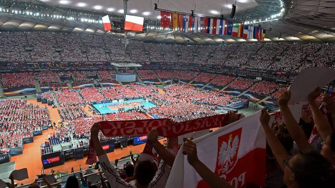 VOLLEYBALL-EURO-POL