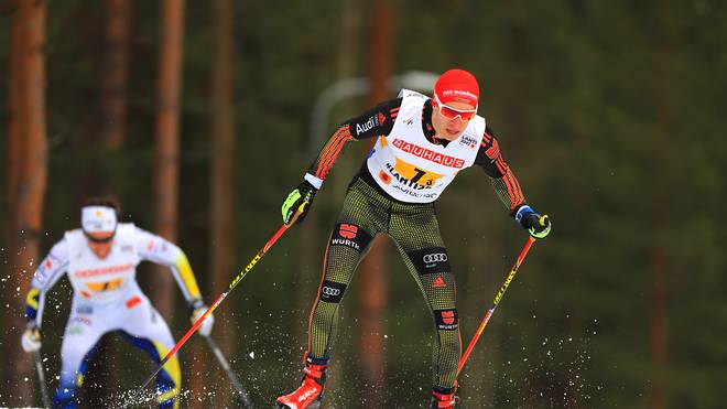 Men's Cross Country Relay - FIS Nordic World Ski Championships