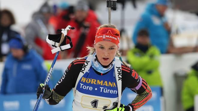 Herrmann für Einzelrennen nominiert
