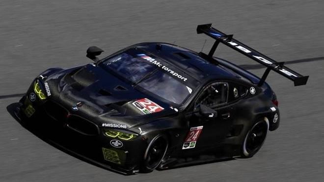 In Stellung gebracht: Der M8 GTE greift in zwei Meisterschaften nach den Sternen