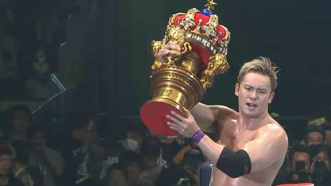 Kazuchika Okada gewann den New Japan Cup und fordert nun Jay White heraus