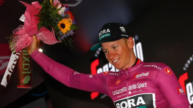 Pascal Ackermann gewinnt das Violette Trikot des Giro d'Italia