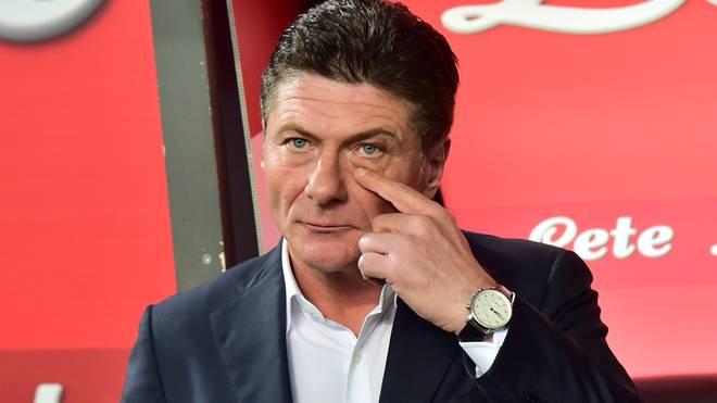 Walter Mazzarri war bis November 2014 Trainer bei Inter Mailand