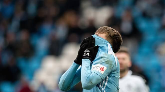 Die Partie des Chemnitzer FC fällt dem Wetter zum Opfer