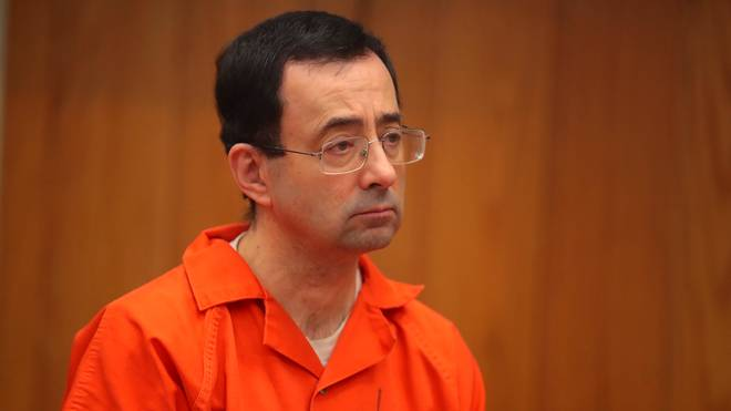 Dr. Larry Nassar Faces Sentencing At Second Sexual Abuse Trial