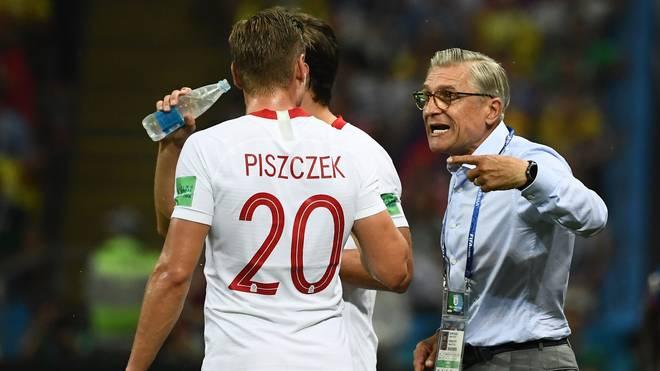 Lukasz Piszczek schied mit Polen in der WM-Vorrunde aus