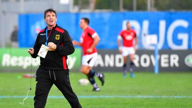 Bundestrainer Mike Ford musste mit Deutschland die nächste Niederlage einstecken