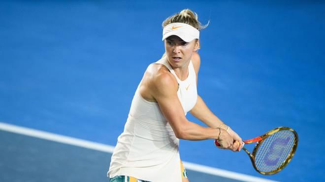 Tennis, WTA-Finals: Svitolina und Pliskova komplettieren Teilnehmerfeld