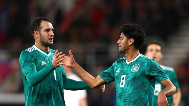 U21, Deutschland, UEFA EM 2019