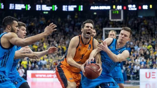 Im Entscheidungsspiel gegen ALBA Berlin soll es für Valencia ähnlich schmerzhaft wie in der Hauptstadt werden
