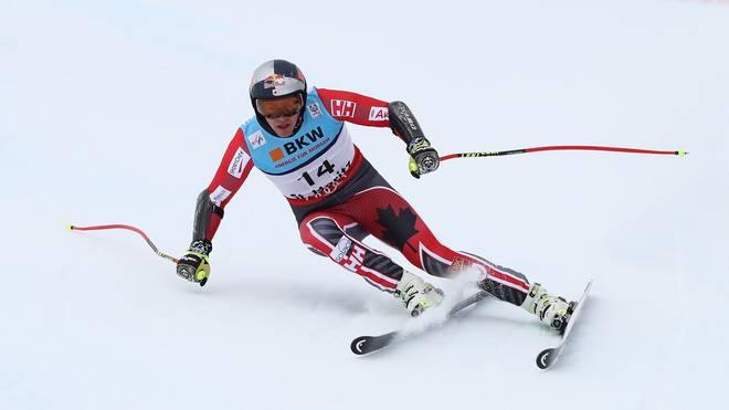 Skirennläufer Erik Guay hat seine Karriere beendet