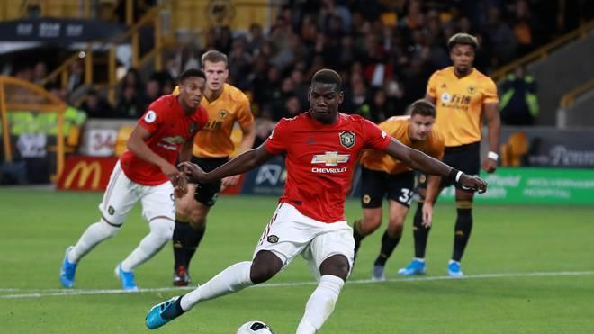Pogba vergibt United-Sieg vom Punkt