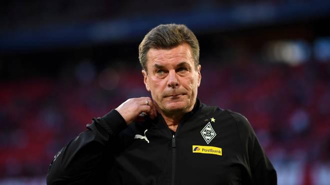 Bundesliga: Trainer Dieter Hecking spricht über Rückkehr nach Hannover