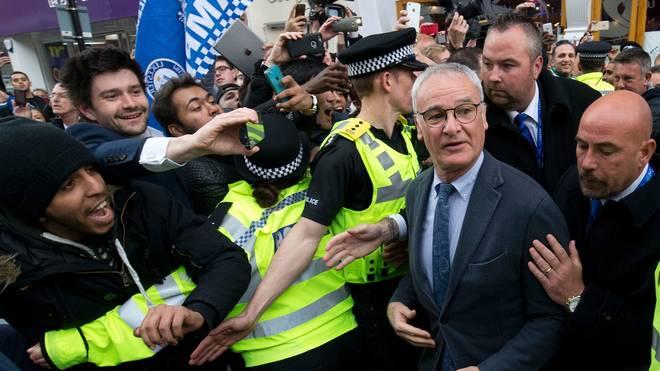 Claudio Ranieri gewann mit Leicester City die Premier League