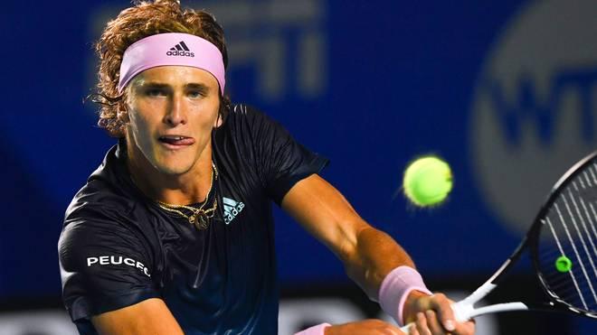 Alexander Zverev war im Einzel und im Doppel erfolgreich
