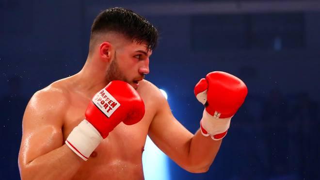 Sauerland Fight Night - Boxing Artur Mann v Taras Oleksiyenko