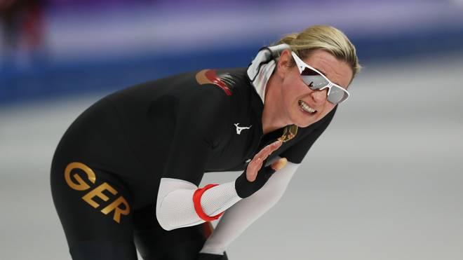 Eisschnelllauf Claudia Pechstein Führt Wm Aufgebot In Inzell An