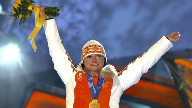 BIATHLON: OLYMPIA SALT LAKE 2002, 15km EINZEL/FRAUEN In Salt Lake City kürte sich Andrea Henkel in Einzel und Staffel zur Doppel-Olympiasiegerin