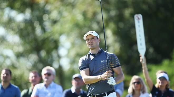 Martin Kaymer ist in der Weltrangliste auf Platz 146 abgerutscht