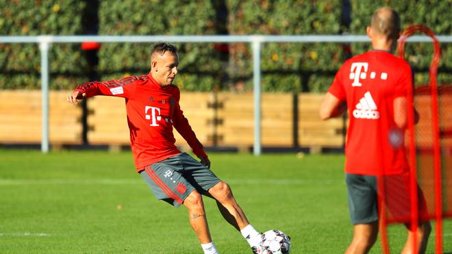 Bayern Muenchen Training Session