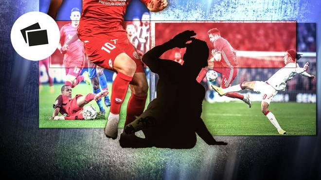 Treter der Bundesliga