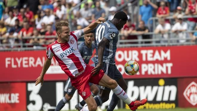 3. Liga: Videos vom 1. Spieltag