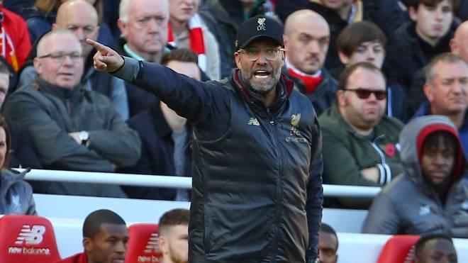 FBL-ENG-PR-LIVERPOOL-FULHAM Jürgen Klopp war bei Mainz sieben Jahre als Trainer tätig. Seit 2015 coacht er den FC Liverpool
