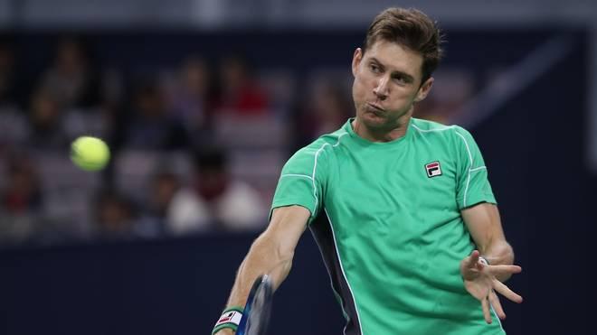 Matthew Ebden gewann sein Match gegen Lucas Pouille