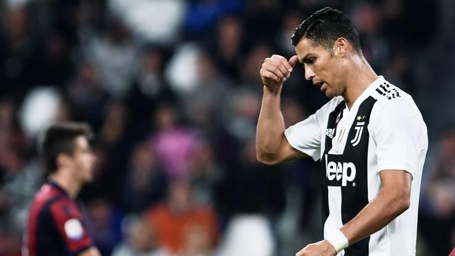 Cristiano Ronaldo sieht sich mit Vergewaltigungs-Vorwürfen konfrontiert