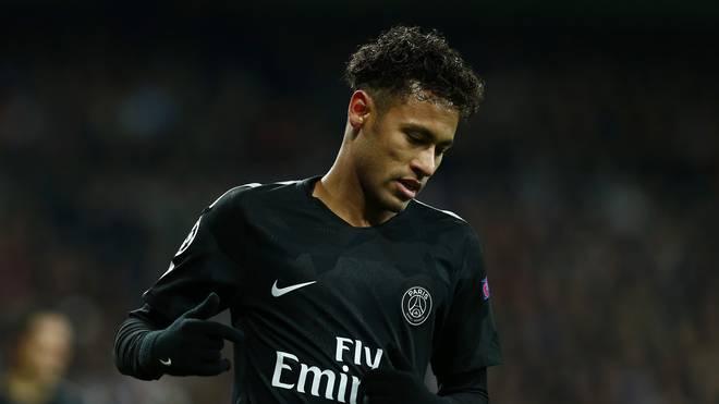 Neymar von Paris St. Germain fällt doch länger aus