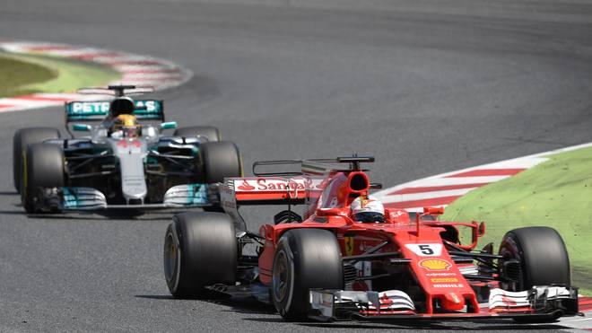 Formel 1 live im TV bei RTL und Sky: Die Sendetermine im