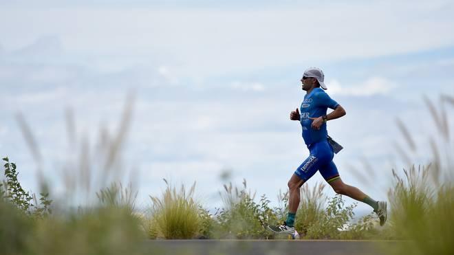 Auf der Marathon-Strecke war Patrick Lange nicht zu stoppen