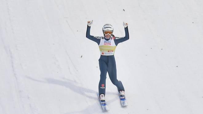 Juliane Seyfarth reichte ein zweiter Platz in Tschaikowski zum Gewinn der Blue-Bird-Tour