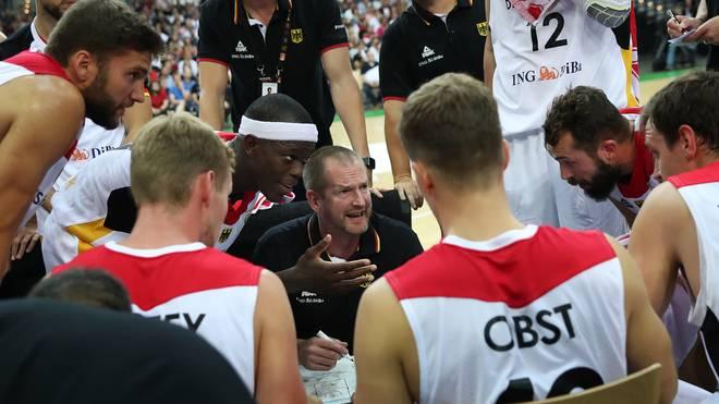 Bundestrainer Henrik Rödl muss gegen Griechenland auf viele wichtige Spieler verzichten