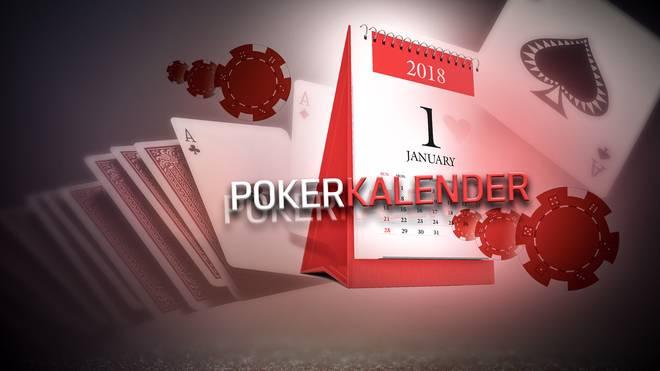 Das Poker-Jahr ist gespickt mit Highlights
