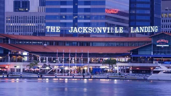 """Im Einkaufszentrum """"Jacksonville Landing"""" ereignete sich die Schießerei"""