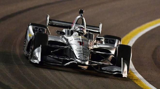 Erster Saisonsieg und die Tabellenführung für Penske-Pilot Josef Newgarden