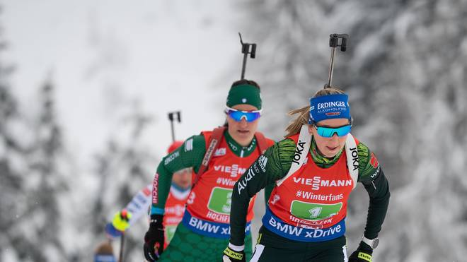 IBU World Cup Biathlon Hochfilzen - Women's 4x6 km Relay