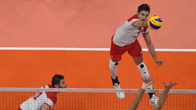 VOLLEYBALL-OLY-2016-RIO-USA-POL-ROBOTIC-OVERVIEW
