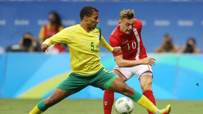 Jacob Bruun Larsen steht im vorläufigen Aufgebot Dänemarks für die anstehende U21-EM