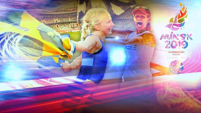 European Games 2019 mit Team Deutschland live im TV auf SPORT1