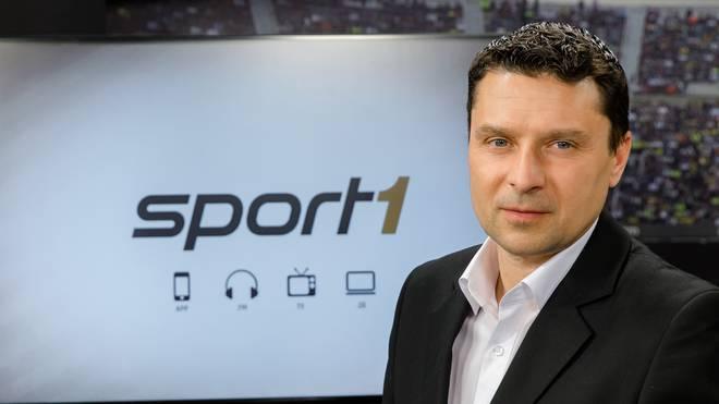 Ivo Hrstic, Director und Chefredakteur SPORT1 Digital.